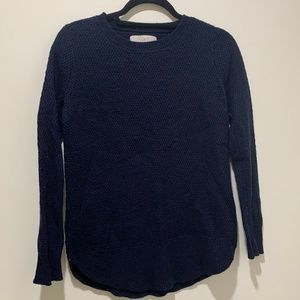 Loft Rounded hem sweater